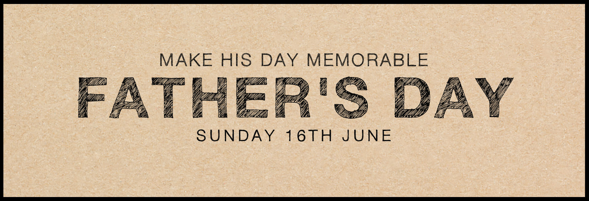 Father's Day at The White Horse
