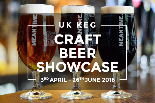 The Craft Beer Co Showcase Night